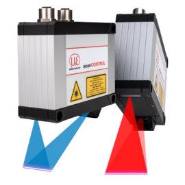 Scan Control Blue Laser